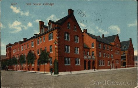 Hull House Chicago by Hull House Chicago Il