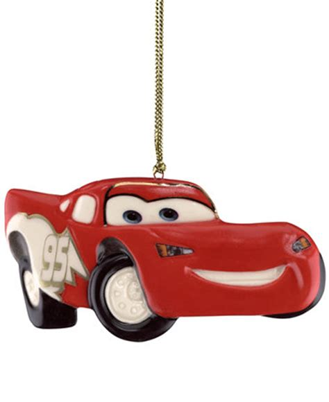 lenox disney cars rookie of the year lightning mcqueen