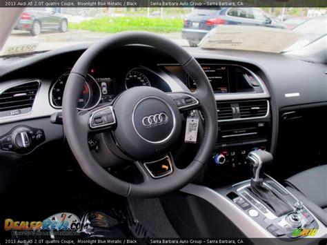 Audi A5 Interior 2013 by Black Interior 2013 Audi A5 2 0t Quattro Coupe Photo 6