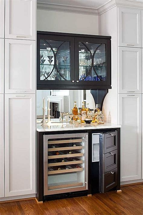 kitchen cabinet bar 11 best jd bar images on cupboards glass