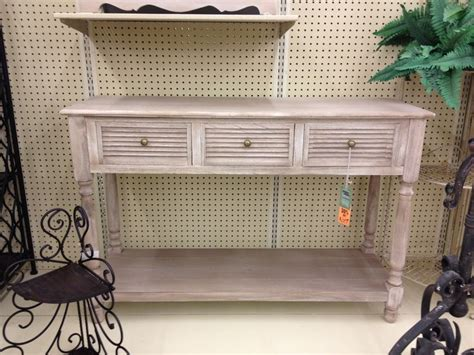 hobby lobby console table pair of console tables 200 each on sale for 140 each