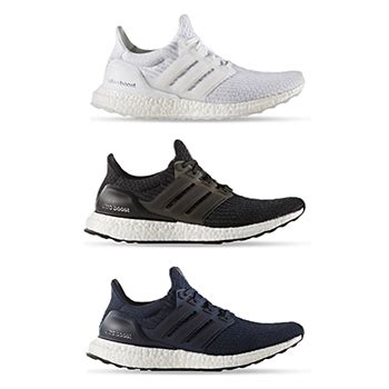 Ultra Boost 3 0 Leather Black adidas ultra boost 3 0 ltd leather cage black white