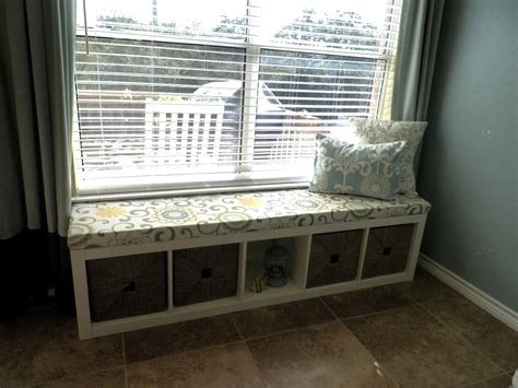 ikea window bench hack ikea hack turn a shelving unit into a window seat