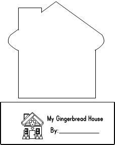 shape puzzle house b w easy cut out the shapes and fun learning printables for kids