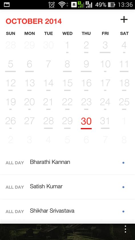 layout calendar android expandable month view collapsable week view calendar
