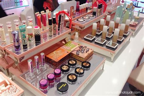 Makeup Benefit Malaysia new benefit cosmetics flagship store in starhill sephora