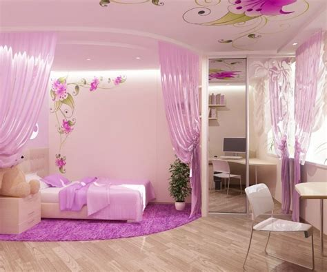 17 best ideas about pink bedroom design on