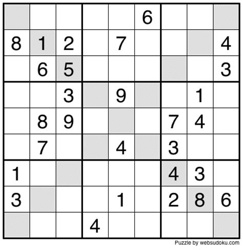 printable sudoku medium level web sudoku printable daily sudoku variation