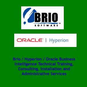 brio hyperion cabri limited techincal training web site hosting
