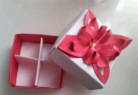 Origami Box Flower - 17 best images about origami on