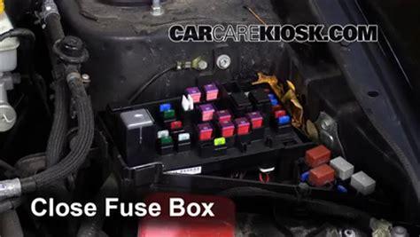 Control De Fusible Quemado En Subaru Impreza 2008 2014