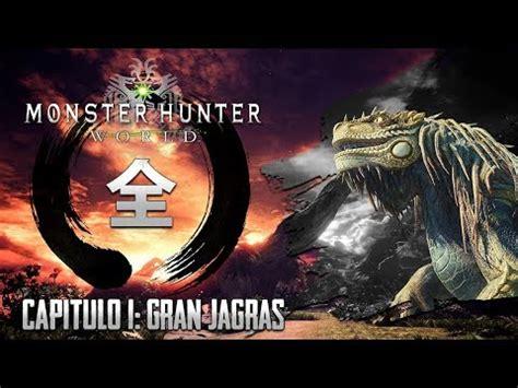 undertaker 01 el devorador monster hunter world zen 01 gran jagras el devorador youtube