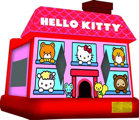 kitty bounce house westville grand rental station