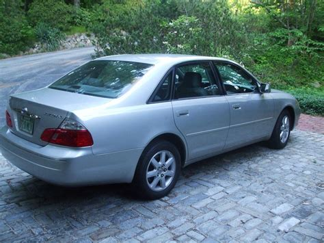 2004 Toyota Avalon For Sale Used 2004 Toyota Avalon For Sale By Owner In Paxton Ma 01612