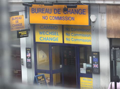 bureau de change 14 lon 10 14 bureau de change hm revenue customs hmrc