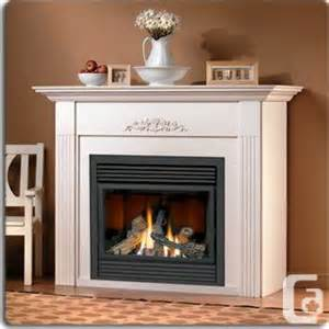 napoleon direct vent gas fireplace n36 for sale in