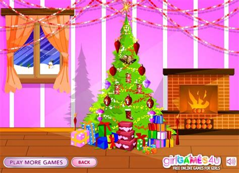 decorate  christmas tree games   interactive games  play  christmas