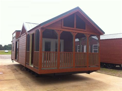 Log Cabin Mobile Homes Florida by 2017 National Classic 12x34 Rustic Cabin Tiny Mobile Home