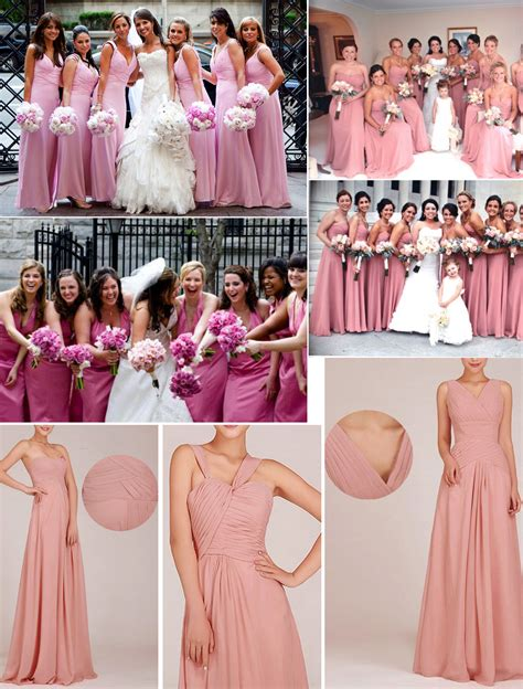 wedding colour themes bridesmaid dresses etc inspirational ideas for a rose themed wedding lianggeyuan123