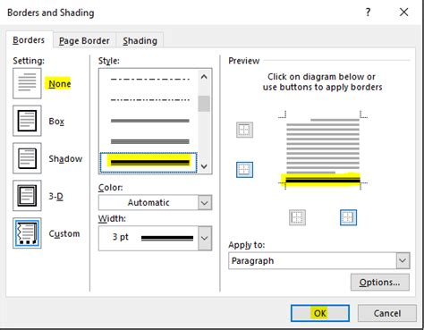 membuat garis kop surat di excel cara mudah membuat kop surat di ms word dua rupa
