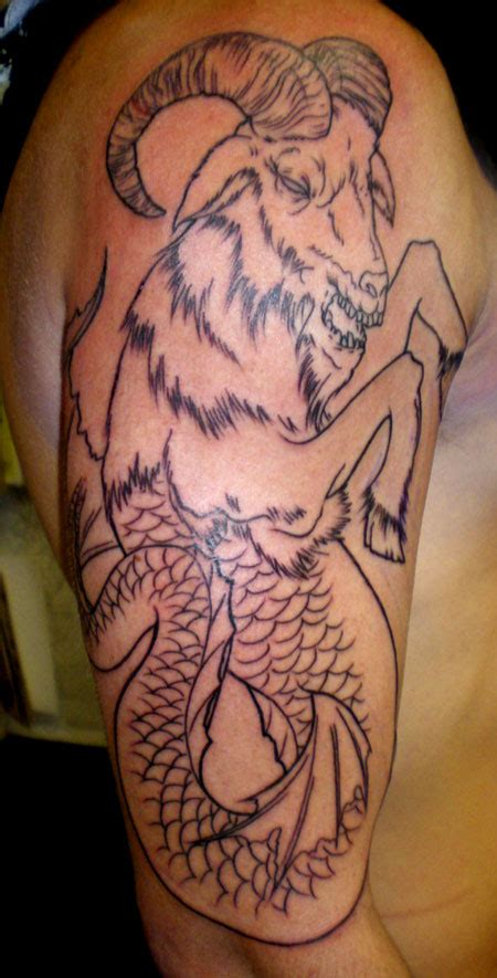 goat tattoos designs ideas and meaning tattoos for you