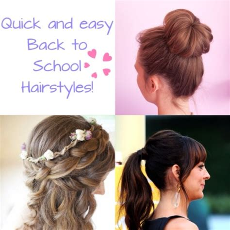 easy to maintain hairstyles that go back behind the ear musely