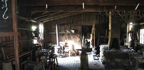 blacksmith shop black creek pioneer
