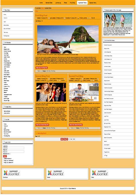layout template joomla 3 responsive templates for joomla 3 7 profesional design