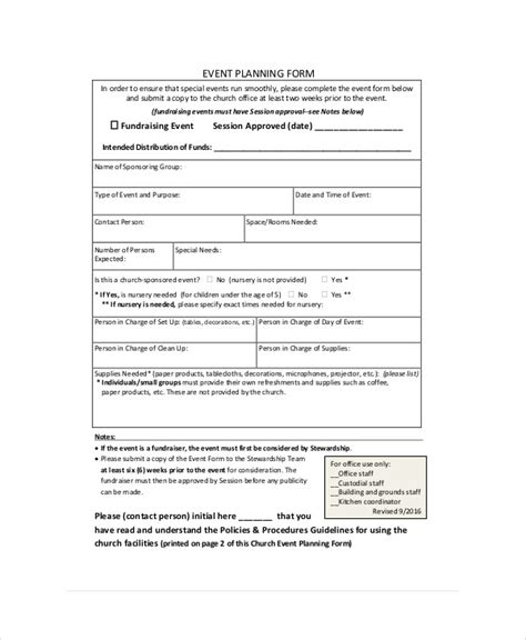 event order form 8 sle event order forms sle templates