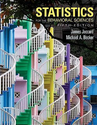 statistics for the behavioral sciences psy 200 300