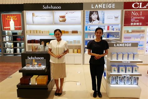 Laneige Jakarta amorepacific expands into middle east travel retail with laneige opening the moodie davitt