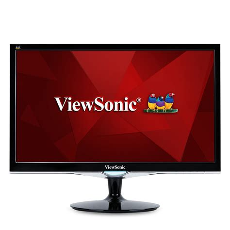 galleon viewsonic vx2452mh 24 quot 2ms 1080p gaming monitor