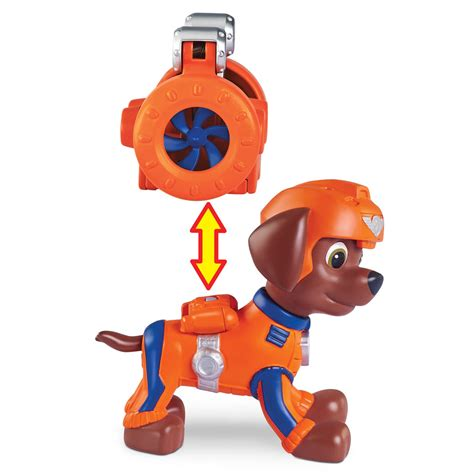 Paw Patrol Pack Pup Badge Rocky pup pack badge zuma air rescue paw patrol