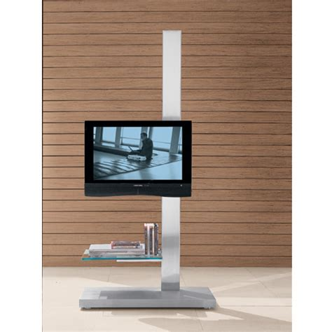tv stand wall designs asymmetric flat panel tv stands may have you rethinking a