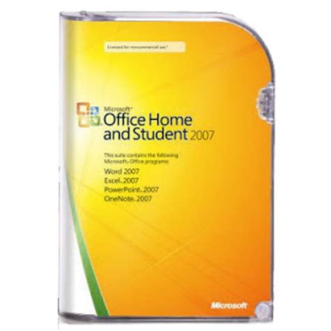 microsoft office home and student 2007 product key