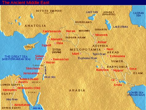 ancient middle east map river free bible maps free bible maps studies free bible