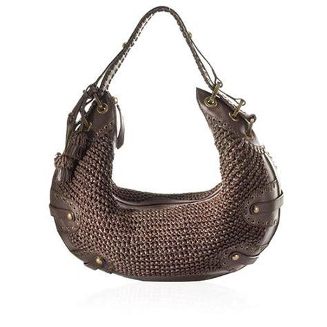Fiore Woven Purse by Fiore Woven Hobo Handbag