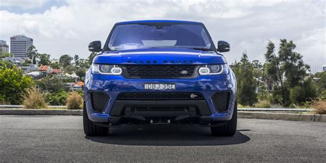 car range rover 2016 2016 range rover sport svr review photos caradvice
