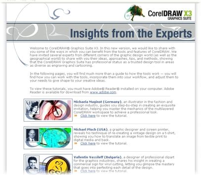 coreldraw expert tutorial coreldraw tips from your own personal trainer