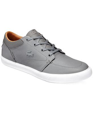 macys mens sneakers lacoste s bayliss sneakers all s shoes