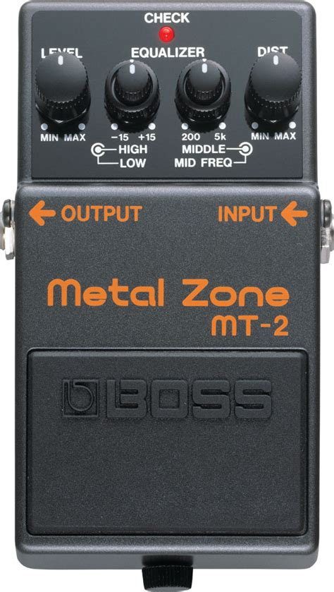 Harga Efek Gitar Metal Zone Bekas mt2 metal zone pedal compass