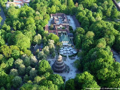 Parken Englischer Garten München Chinesischer Turm by M 252 Nchen Aus Der Luft Kraftvolle Orte
