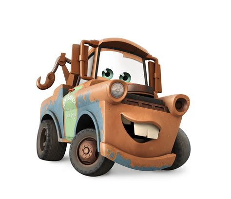 cars characters mater mater in cars by quotes quotesgram
