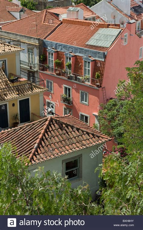 buy house lisbon houses alfama district lisbon portugal stock photo royalty free image 33571383