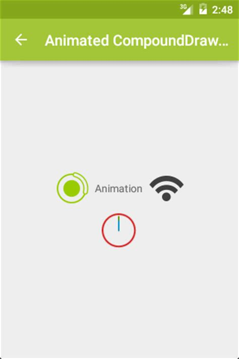 android animate layout width advanced android textview