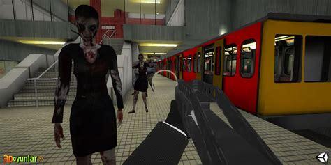 3d Oyunlar 3d Korku Metro Istasyonu Zombileri Oyunu | metro istasyonu zombileri oyunu 3d korku oyunları oyna