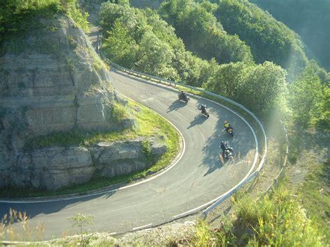 Motorrad Fahren Italien by Motorradtouren Gps Gef 252 Hrt In Italien Apennin T 246 Ff