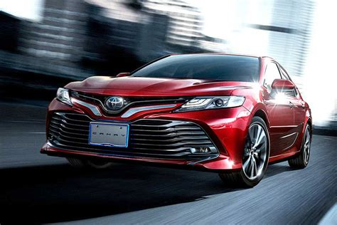 camry 2018 japan 2018 toyota camry for japan revealed auto