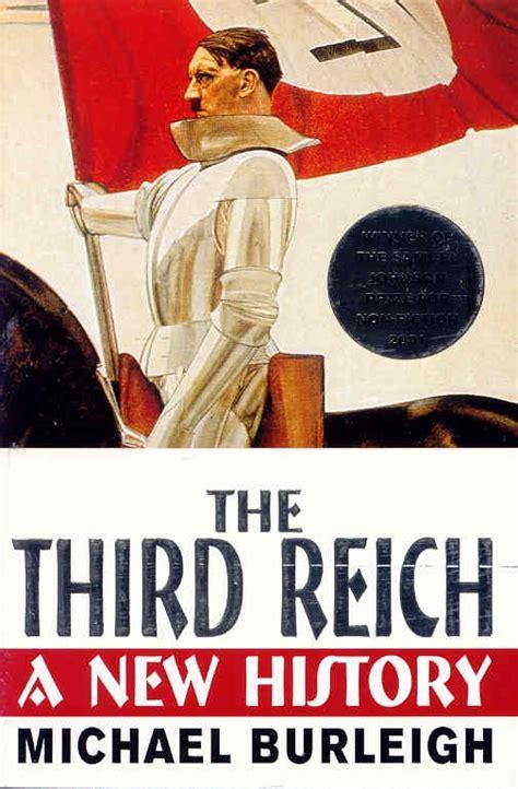 pearson education the third reich the third reich by michael burleigh