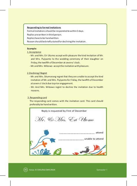 Invitation Letter Kelas Xi formal invitation kelas xi cogimbo us